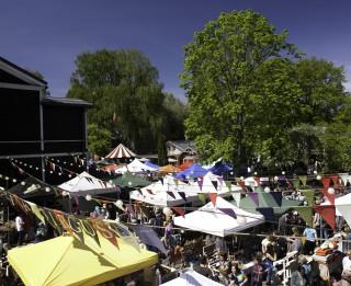 Valmieras diena 10. jūnijā Kalnciema kvartāla tirgū