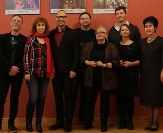 Starptautiskās teātra kritiķu komandas vizīte Daugavpils teātrī
