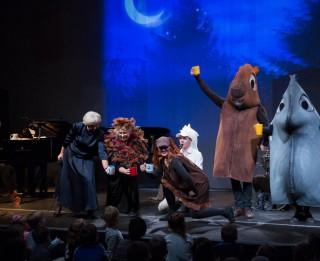 Dzintaru koncertzāle aicina uz muzikālajām pasakām mazajiem klausītājiem