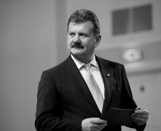 Miris Teterevu fonda dibinātājs Boriss Teterevs