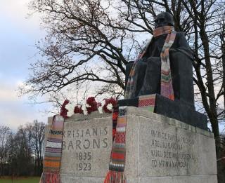 Turaidas muzejrezervāts aicina Krišjāņa Barona dzimšanas dienu iesākt ar tautasdziesmu
