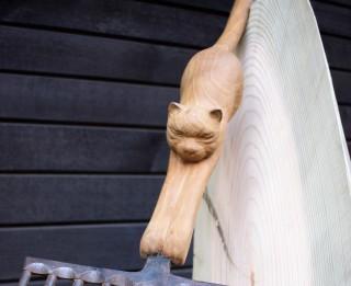 Jāņa Žīmanta pārsteidzošie kalto lietu sapņi  Liepājas muzejā