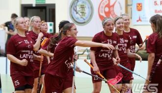 """Foto: Latvijai pirmā uzvara turnīrā """"Polish Open"""""""