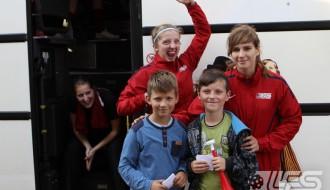 Foto: Latvijas izlase noslēgusi turnīru Babimostā