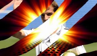 """Konkurss: """"adidas Euro 2012 bildes un rezultāti""""  – 6.kārtas pareizā atbilde Rafaels van der Vārts"""