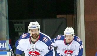Video: Daugaviņš iemet KHL līdervienībai CSKA