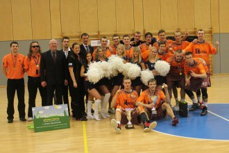Studentu Basketbola lg triumf Biznesa Augstskola Turba