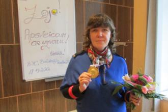 Pasaules ranga līdere Golubeva iegūst Eiropas bronzu dambretē