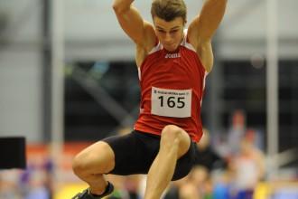 Elvijs Misāns izcīna 3.vietu IAAF sērijas sacensībās telpās