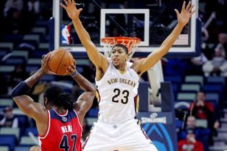 """""""Nets"""" aizmaina Tīgu uz """"Sixers"""", """"Pelicans"""" pagarina līgumu ar Deivisu"""