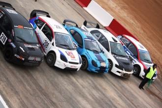 Autokrosa čempionātā atkal būs pieci posmi, viens arī Lietuvā