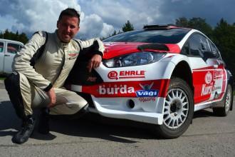 ''Rallijā Kurzeme 2014'' pirmo reizi latviešu ekipāža startēs ar R5 klases rallija auto