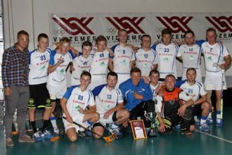 """Turnīrā """"Latvian Open"""" pirmo reizi uzvar """"Pārgauja"""""""
