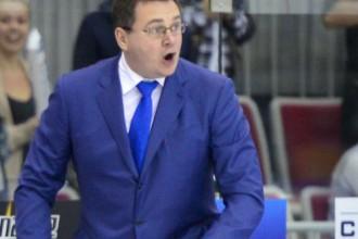 """""""Barys"""" galvenajam trenerim Nazarovam sešu spēļu diskvalifikācija"""