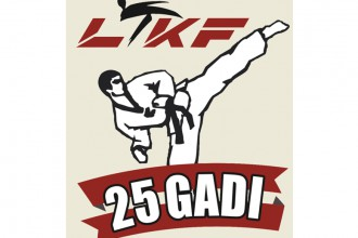 Latvijas Taekvondo federācija svin 25 gadu jubileju