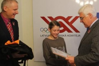 Jelgavas gada sportistus cer redzēt olimpiskajās spēlēs