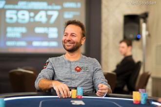 Daniels Negreanu tiks uzņemts Pokera Slavas zālē