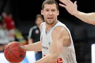 Strēlnieka tālmetieni lauž spēli, tomēr Bamberga zaudē Krasnodarai