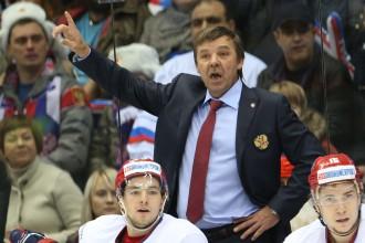 Znaroka vadītā Krievija triumfē Pirmā kanāla kausā