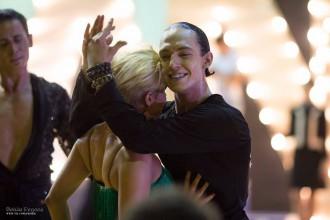 Latvijai 2.vieta pasaules reitinga turnīrā Latīņamerikas dejās Rīgā