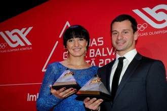 Gada labākie sportisti - Dukurs un Grigorjeva
