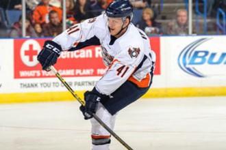 """Freibergs atgriezies ECHL komandā """"Reign"""""""