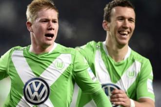 """Wolfsburg"" šokē Minhenes ""Bayern"" - 4:1"