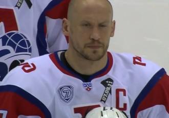 Video: Bratislavā pirms KHL spēles atskaņo PSRS himnu