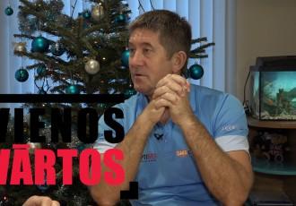Video: Samoilovs par treniņiem no rīta līdz vakaram, vēlmi uzvarēt