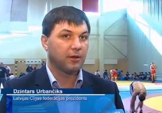 """Video: Latvijas cīņas galva: """"Grigorjeva piedalīsies Eiropas spēlēs"""""""