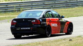 Latvijas autošosejas braucēji cīnīsies par uzvarām Biķernieku trasē