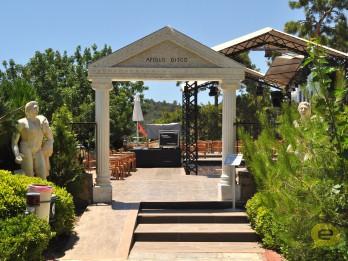 Foto: Corinthia club hotel Tekirova 5* (Turcija, Kemera) ceļotāja acīm. Foto ieskata 2.daļa