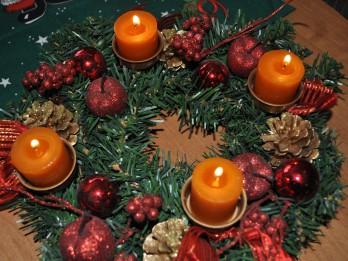 Epadomi novēl visiem miera un klusuma pilnu ceturto adventi!