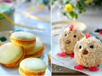 8 saldu kārumu receptes Lieldienām