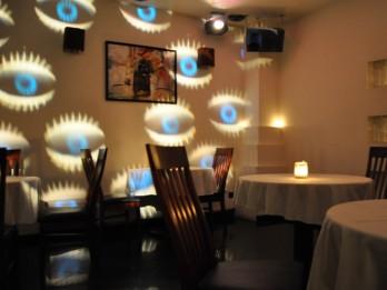 Neaizmirstams piedzīvojums tepat Rīgā- vakariņas pilnīgā tumsā