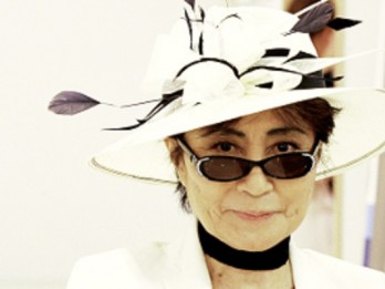 Joko Ono- kopā ar Džonu Lenonu un viena