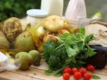 Atklāj bioloģiskās pārtikas kampaņu ''BioLoģiski!''
