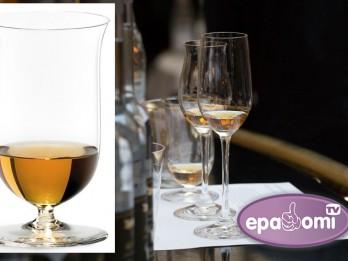 Video: Riedel Rīgā prezentē neparastas viskija glāzes