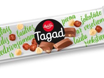 """""""Orkla Confectionery & Snacks Latvija"""" iepazīstina ar jaunu produktu līniju """"Tagad"""""""