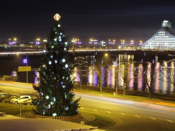 Vēl līdz 20. septembrim aicina pieteikt projektus Rīgas Ziemassvētku egļu  noformējuma veidošanai