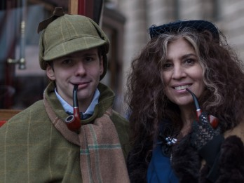 Kas šogad sagaida Šerloka Holmsa dzimšanas dienas viesus?
