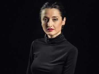 Dailes teātra Zinību stundā – režisore Laura Groza-Ķibere