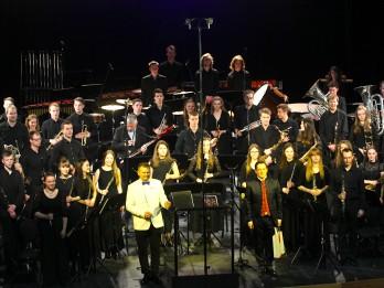 JMRMV pūtēju orķestra 70 gadu jubilejas koncertā  pirmo reizi skanēs koncerts elektriskajai ģitārai un pūtēju orķestrim