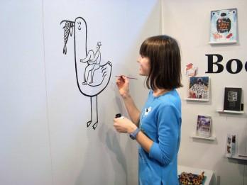 Latvijas ilustratori šogad izvēlēti par Berlīnes bērnu literatūras festivāla goda viesiem