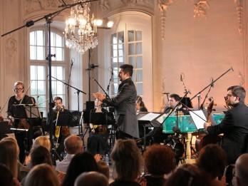 Senās mūzikas festivālu atklās Itālijas baroka orķestris Coin du Roi