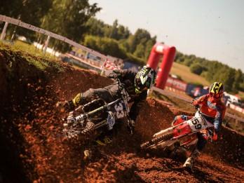 Latvijas Nacionālā Reģionu Kausa 3. posmā triumfē Saldus motoklubs un Dāvis Ivanovs MX PRO