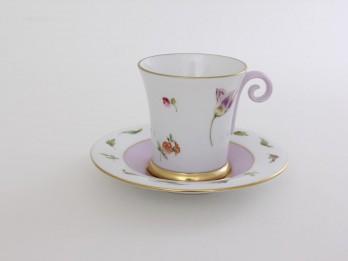 Ziedu burvība Herendas porcelānā