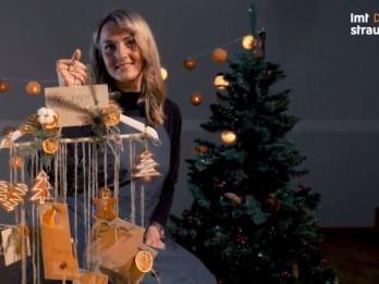 Video: Radi pats savu Adventes kalendāru