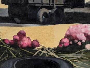 Būs skatāma Dainas Riņķes gleznu izstāde no LNMM kolekcijas