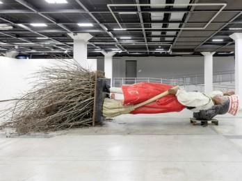 """Būs apskatāma izstāde """"CILME / audums kā koncepcija un materiāls Latvijas identitātē"""""""